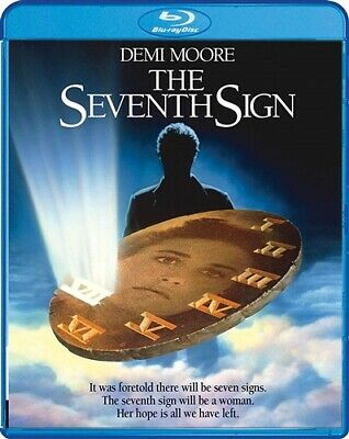 THE SEVENTH SIGN New Sealed Blu-ray Demi Moore Michael Biehn