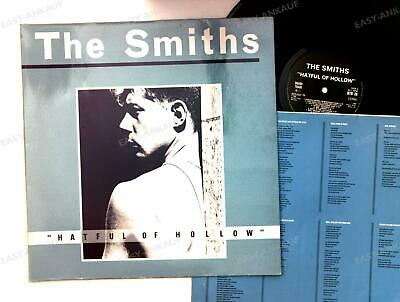 The Smiths - Hatful Of Hollow GER LP 1984 FOC + Innerbag .