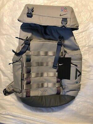 4fae15459910 New Nike PG 2.5 X Playstation Backpack Bag Paul George BA6121-010 PS x PG