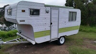 Ezy Tow 5 Berth pop top caravan