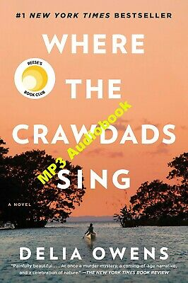 Where the Crawdads Sing by Delia Owens Audiobook