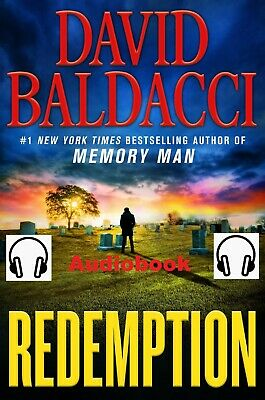 Redemption by David Baldacci Audiobook ( MP3 download) Fast Delivery