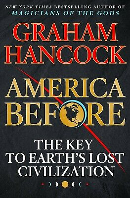 America Before  by Graham Hancock Audiobook (MP3 Download) Fast Delivery