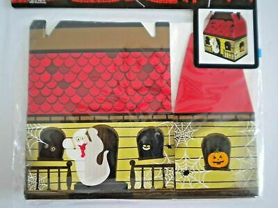PACKAGE OF 4 HALLOWEEN CELLO TREAT BOXES ~ You Choose
