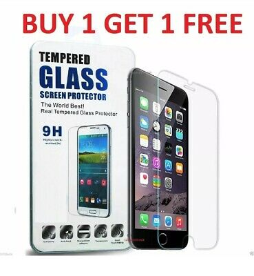 Tempered Glass Screen Protector For Apple iphone 8 - Genuine 100%