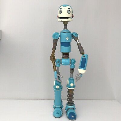 "Disney Robot 2005 Rodney Copperbottom 12"" Figure Mattel"