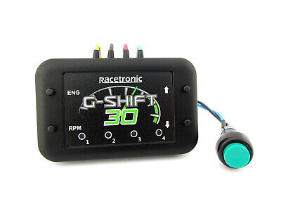 Racetronic GS30 Rev Limiter, Launch Control and No Lift Shift (WOT Shifter)