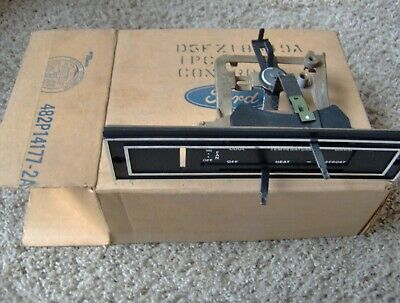 1971 1972 1973 1974 1975 1976 1977 1978 1979 Ford Pinto NOS AC heater control