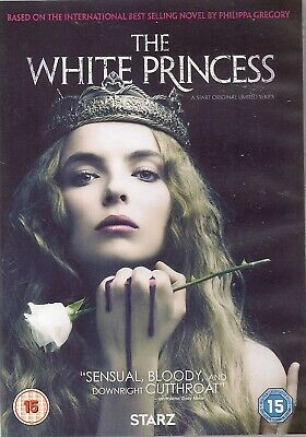The White Princess - 2 x DVD (TV series starring Jodie Comer)