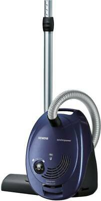 Siemens VS 06 A 111 mit Staubbeutel Moonlight blue