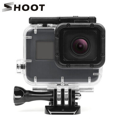 SHOOT 40M Waterproof Housing Case for GoPro Hero 7 6 5 Black Protective Shell