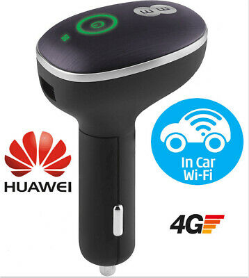 HUAWEI E8377 CARFI In-Car LTE 4G 3G Mobile WIFI Wireless Modem