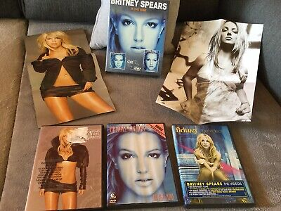 Britney Spears In the Zone - Coffret  CD + DVD+ Poster Avec 2 Dvd Suplement