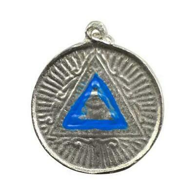 Power Triangle Amulet Talisman Necklace Wiccan Pagan Witchcraft Supply Wicca