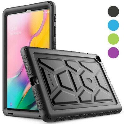 Galaxy Tab A 10.1 SM-T510/T515 Tablet Silicone Case,Poetic® Shockproof Cover