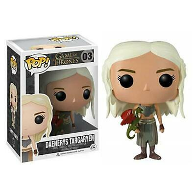 AU Funko Pop Game Of Thrones 8 Vinyl Figure Collectable Kid Toy Xmas Gift In Box