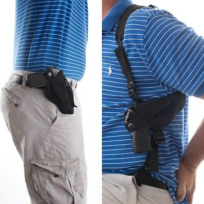 TACTICAL SHOULDER HOLSTER for SPRINGFIELD XD TACTICAL XD 45