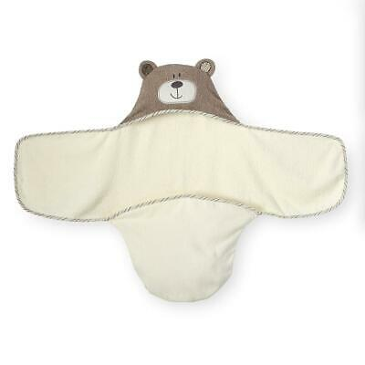 Babies R Us - B is for Bear Snuggly Towel - Styles may vary