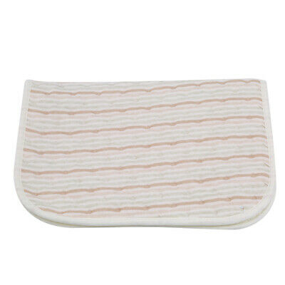 Waterproof Baby Changing Mat Pad Soft Reusable Pad Bed Sheet Accessories W