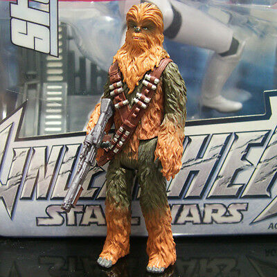 "STAR WARS story solo CHEWBACCA 3.75"" force link 2.0"