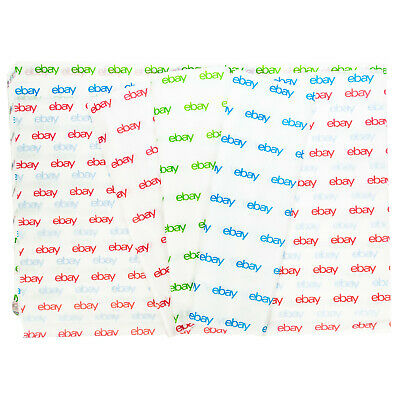 "NEW EDITION Red, Green, and Blue eBay-Branded Tissue Paper Multi-Pack 20"" x 30"""