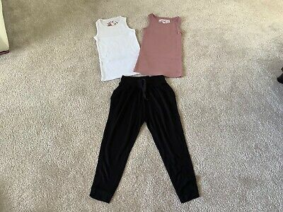 Girls NEXT Outfit/Set Harem Trousers & Tops (6 Years) Excellent Condition