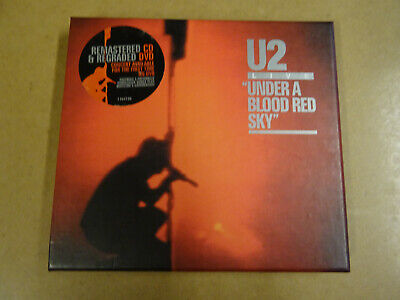 Remastered Cd & Regraded Dvd Box / U2 Live Under A Blood Red Sky
