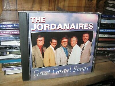 THE JORDANAIRES - Great Gospel Songs [New CD] Manufactured