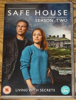 Safe House Series Season 2 Two Second Itv Genuine Uk R2 Dvd Immediate Dispatch