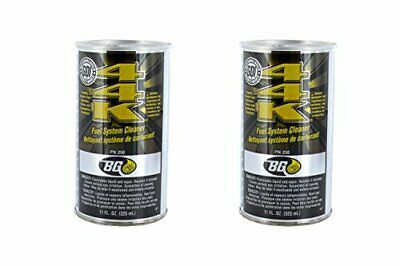 BG 44K Fuel System Cleaner Power Enhancer 2 Pack 11oz can
