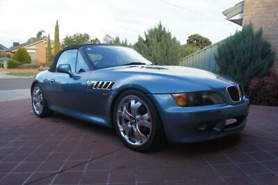 "BMW Z3 Roadster Convertible 1.9L 5spd ""James Bond"""