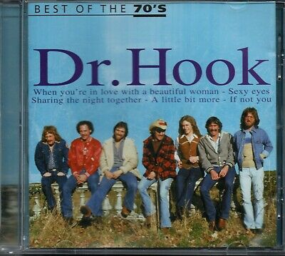 DR HOOK - Best Of The 70's - CD Album *Hits**Collection**Singles*