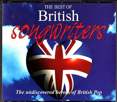 READERS DIGEST: The Best Of British Songwriters 4-CD (Pop/60s/Soundtracks)