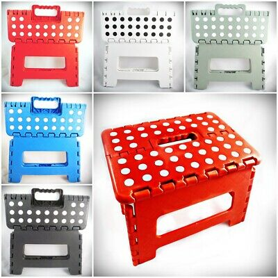 Folding Stool Foldable Step up to 150 kg Load Capacity
