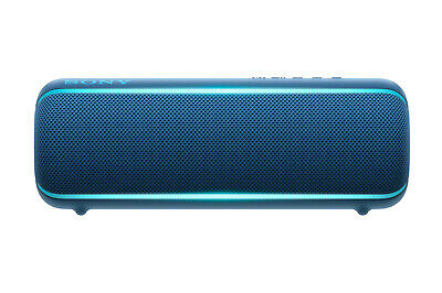 Sony XB22 Extra Bass Portable Bluetooth Speaker (Blue)