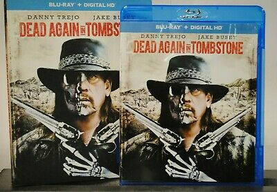 Dead Again in the Tombstone Blu-ray
