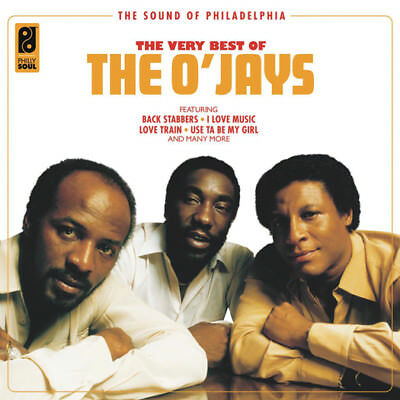 He Ojays The Very Best Of Cd New