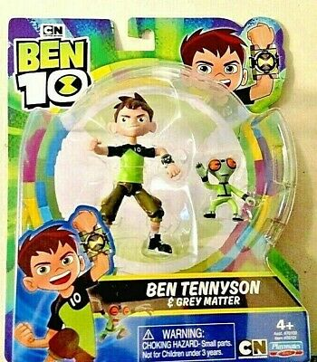 NEW 2017 BEN 10 - BEN TENNYSON & GREY MATTER - 5