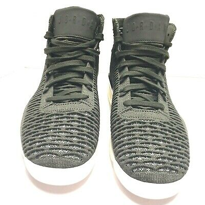 e83bf3a6fee8e8 Nike Air Jordan Flyknit Elevation 23 Cargo Khaki Sail AJ8207-301 Size 12