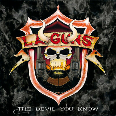 L.A. GUNS / Devil You Know ( la guns ) CD & bonus track