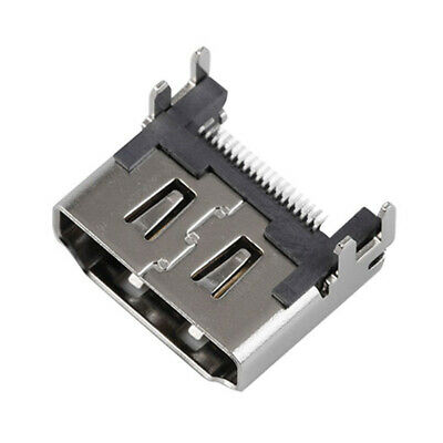 HDMI Port Socket Interface Connector Replacement for Sony Playstation 4 PS4 Bush