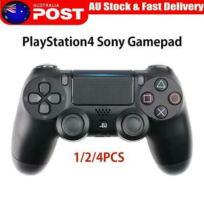 AU!! PS4 Game Controller Wireless Bluetooth Dual Shock PlayStation4 Sony Gamepad