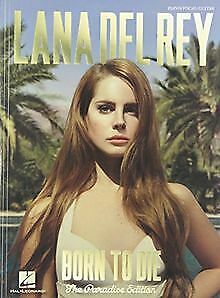 Lana del Rey - Born to Die: The Paradise Edition | Buch | Zustand sehr gut