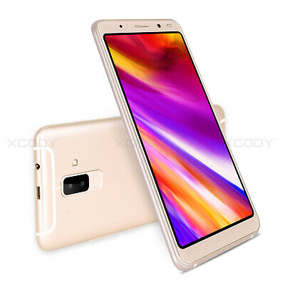 """6.0"""" QHD Android 7.0 Smart Cell phone Quad Core TWO SIM WiFi 3G GSM GPS Unlocked"""