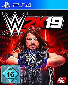 WWE 2K19 USK - Standard Edition [PlayStation 4 ] vo... | Game | Zustand sehr gut