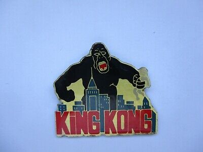 ADVERTISING MOVIE FILM KING KONG CLASSIC GORILLA NEW YORK HORROR POSTER LV1048