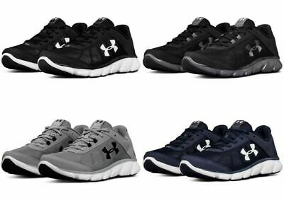 Under Armour 3020673 Men's Training UA Micro G Assert 7 Running Athletic Shoes