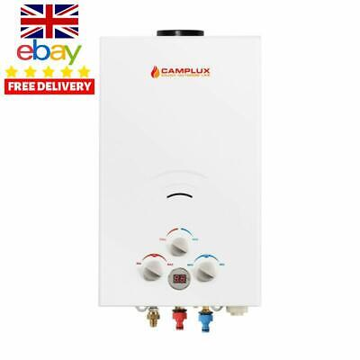 Camplux Bw422 16L Tankless Propane Gas Hot Water Heater Portable Instant Camping