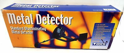 PRECISION GOLD Standard Discriminating METAL DETECTOR Boxed By MAPLIN - A07