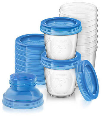 Philips Avent Storage Cup for Breastmilk SCF619/05